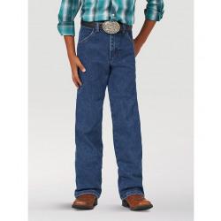Wrangler Boy's Cowboy Cut Original Fit Active Flex Jean Size 8-20