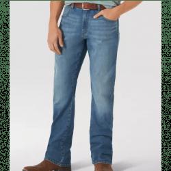 Wrangler Men's Retro Slim Fit Boot Cut Jean Starry Night