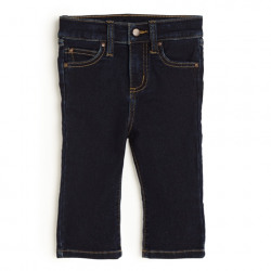 Wrangler Baby Trousers With Gold Stitching