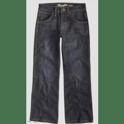Wrangler Boy's Retro Rocky Mount Bootcut Jeans (Size 8-16)