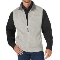 Wrangler Men's George Strait Khaki Vest