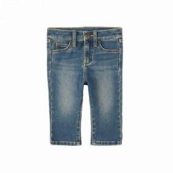 Wrangler Infant Medium Wash Adjustable Waist Jeans
