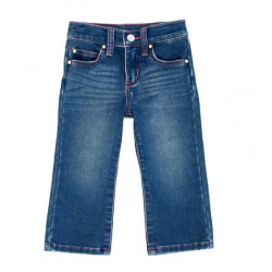 Wrangler Preschool Girls Denim