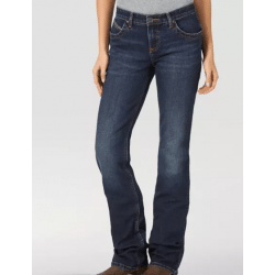 Wrangler Ladies Ultimate Riding Jean Q Baby Claire Jean