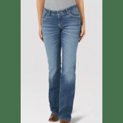Wrangler Ladies Shiloh Ultimate Riding Jean