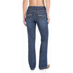 Wrangler Ladies Aura Instantly Slimming Boot Cut Jean