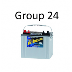 BCI Group Size 24