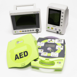 Vital Sign Monitors & Defibrillators