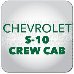 S-10 Crew Cab