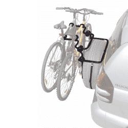 Spare Tire Mounted Bike Racks