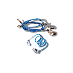 RV Towing Safety Cables