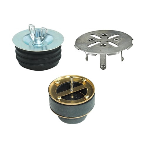 Plugs, Drain Covers & Backflow Preventers