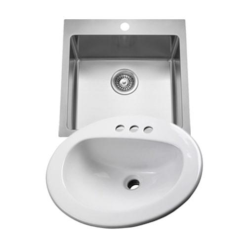 Sinks, Basins & Accessories