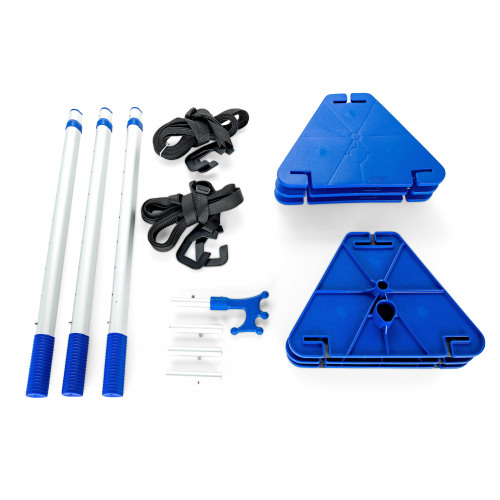 Pontoon Cover Support Kit