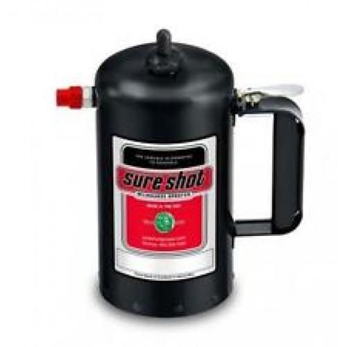 Black Powder Coated Steel Sprayer