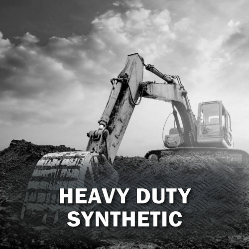 Heavy Duty Synthetic
