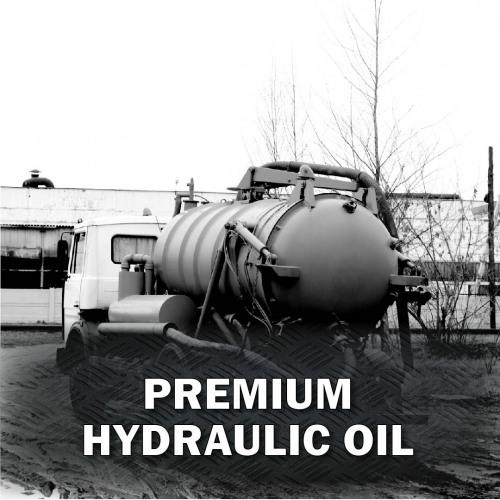 Premium Hydraulic Oil