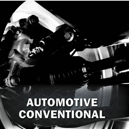 Automotive Conventional Gear Lubricant