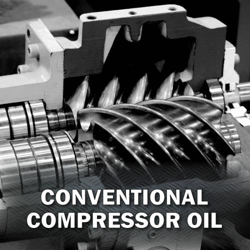 Conventional Compressor Oil