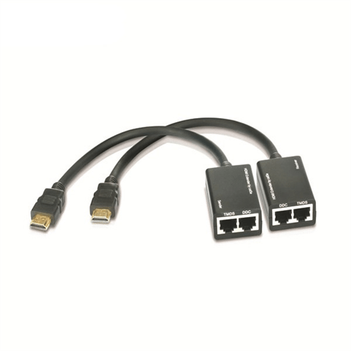 HDMI Extender Baluns and HDMI Splitters