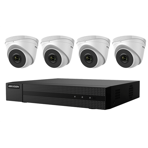 Hikvision Security Cameras - Authorized Partner - Buy Online