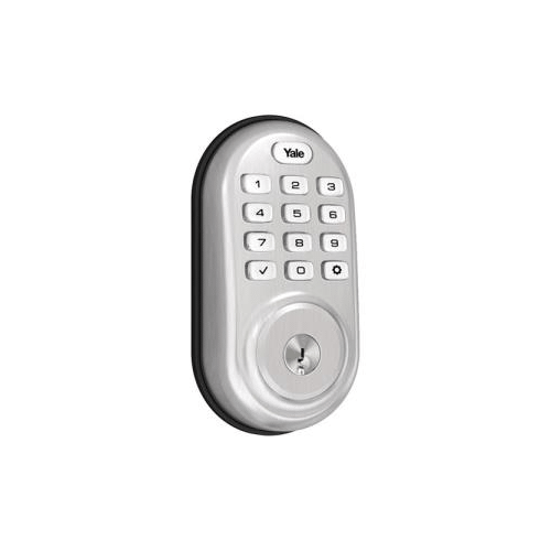 Yale Smart Locks | Keyless Door Locks & Home Automation