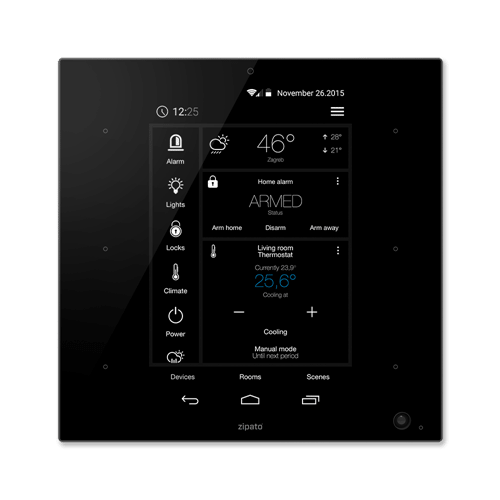 Zigbee Smart Home Automation