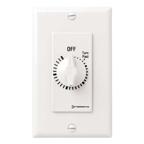 In-Wall Spring Wound Timers