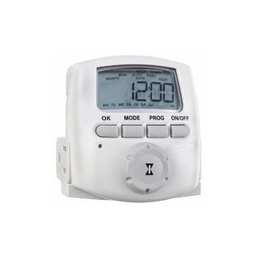 Plug-In Timers
