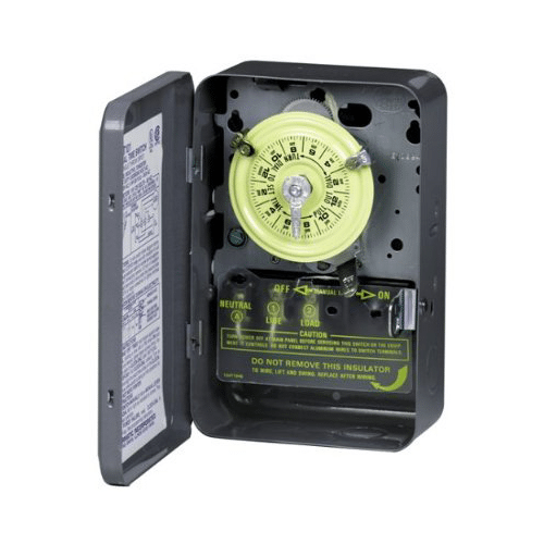 Wire-In Mechanical Timers