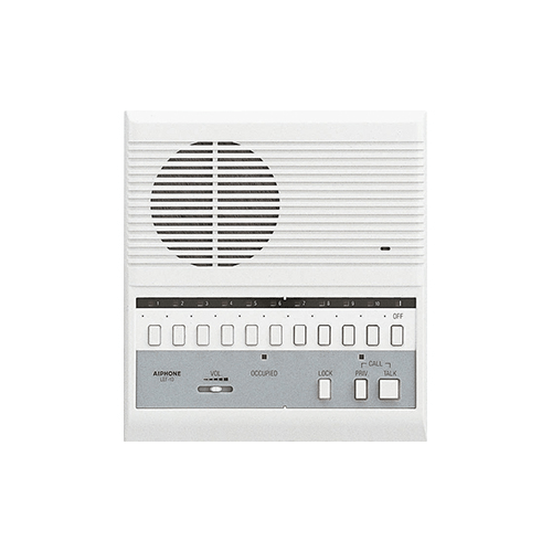 LEF Hands Free Selective Call Audio Intercom