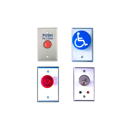 Buttons and Switches