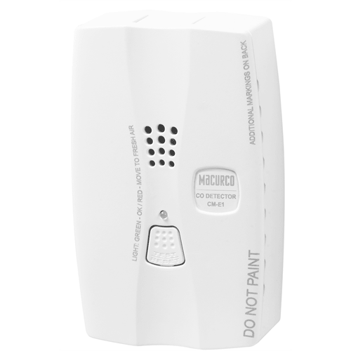 Low Voltage Carbon Monoxide Detectors
