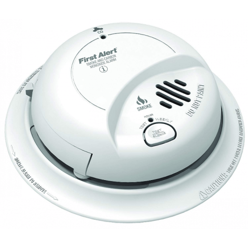 Combination Smoke & CO Detectors