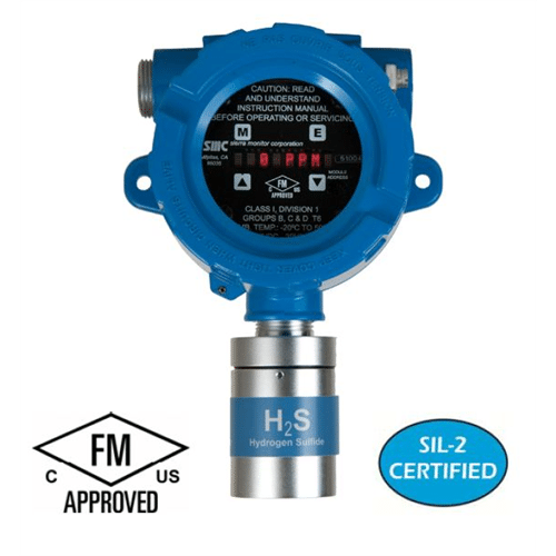 Explosion Proof Gas Detectors