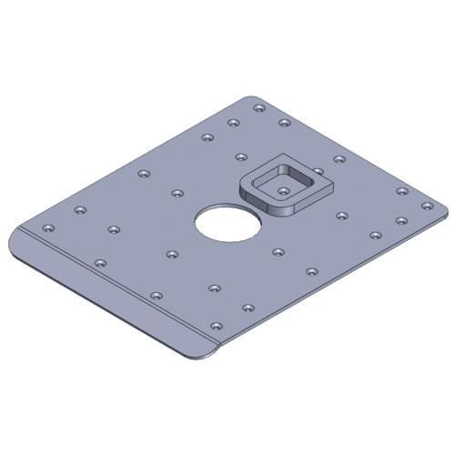 PullRite 331730 Leland Both Model Capture Plate