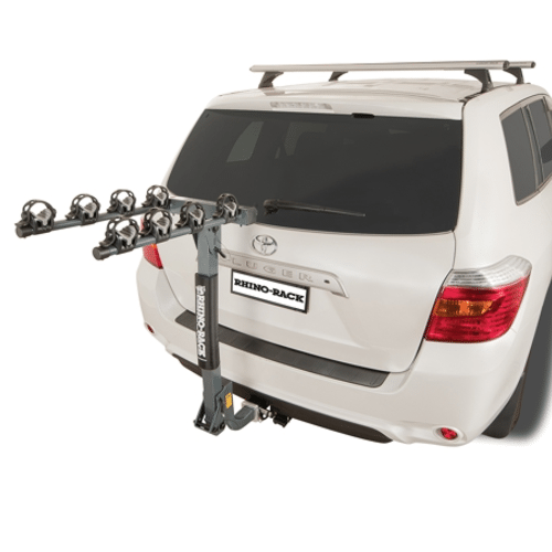 Hitch Mounted Bike Racks