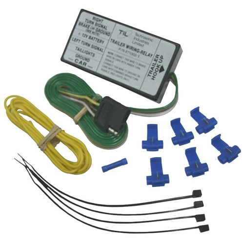 Vehicle Specific Wiring
