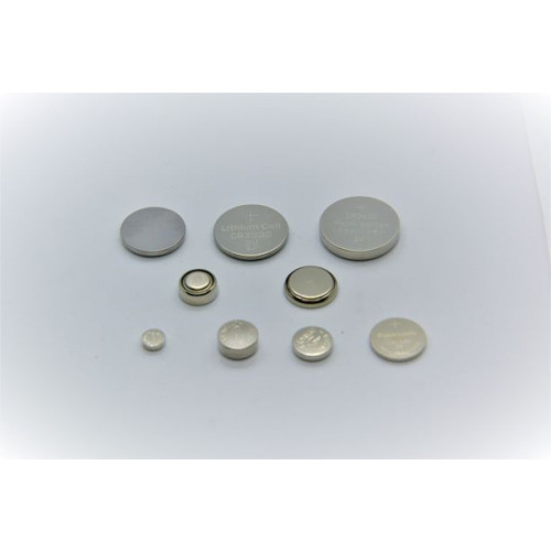 Watch-Coin-Button Cell