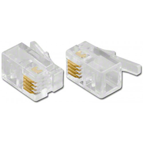 RJxx Connectors: Telco, Others