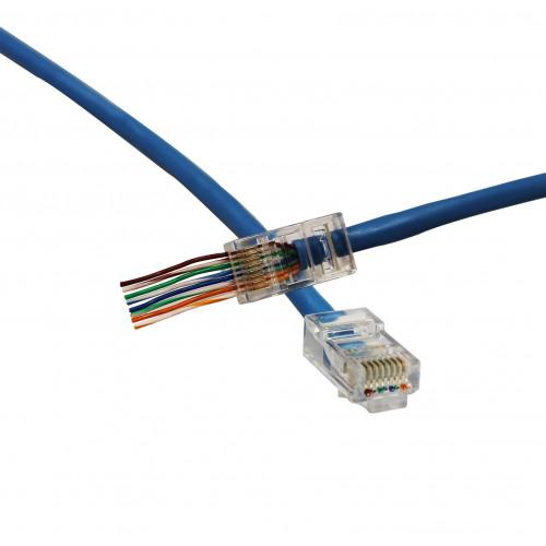 Modular RJxx Connectors