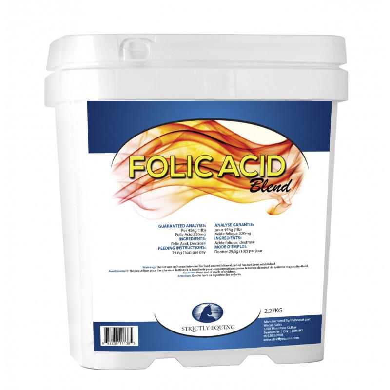 Folic Acid Blend - 2.27 kg | Wecan Sales