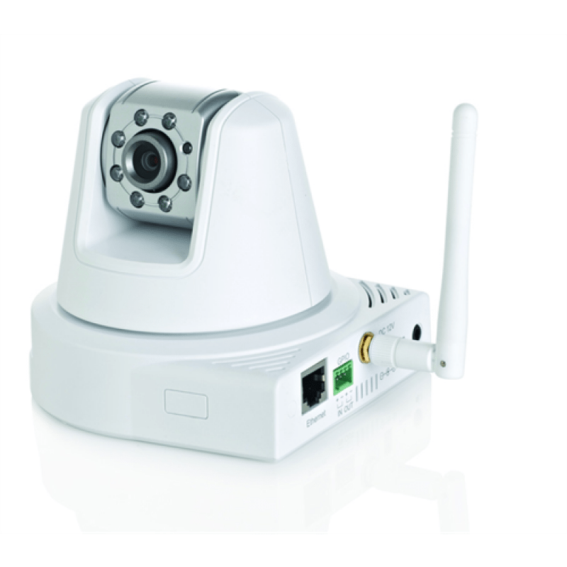 Visonic Indoor Pan/Tilt Network Camera with Night Vision