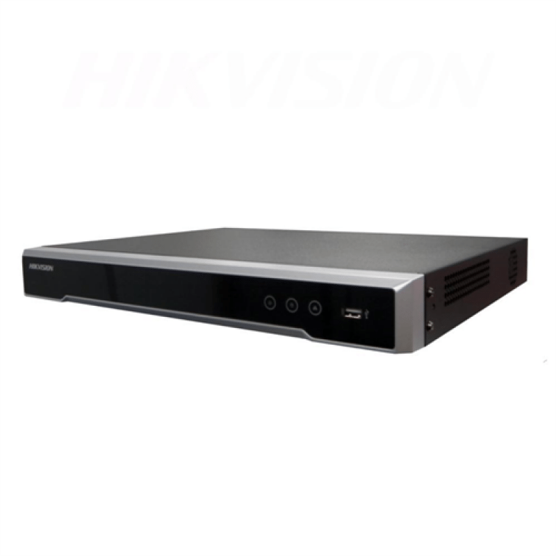 Hikvision 16CH NVR with 16 POE, Up to 12MP, 4TB HDD