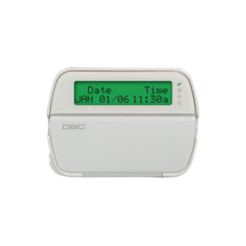 DSC Full Message 64 Zone LCD Keypad English