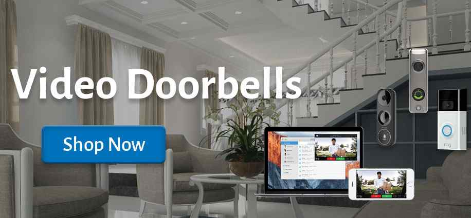 Smart Home Products, Security Cameras, Alarm Systems
